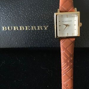 Burberry Ladies Swiss Quartz Watch